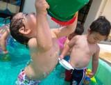 プール遊び2